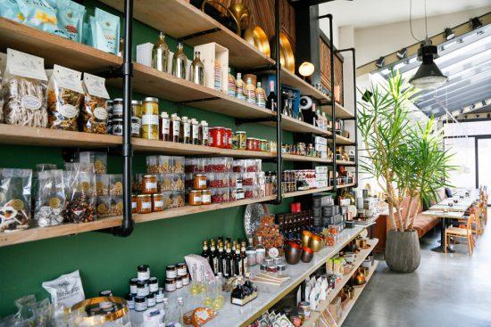 Cosma, restaurant, winkel en traiteur. . stedentrip Mechelen, duurzaam, bewust en groen, hotspots en bezienswaardigheden