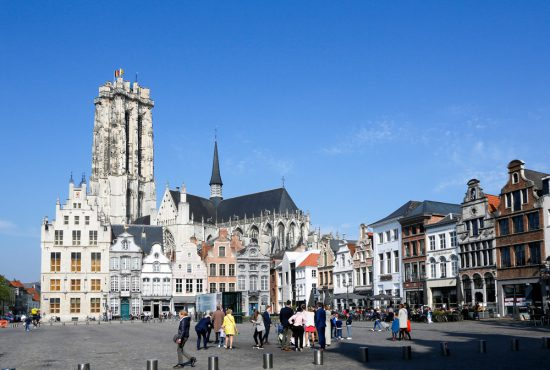 stedentrip Mechelen, duurzaam, bewust en groen, hotspots en bezienswaardigheden