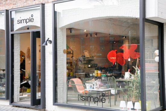Mooie eenvoud bij Simple in Mechelen