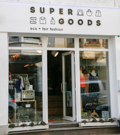 Verantwoord winkelen bij Supergoods in Mechelen. stedentrip Mechelen, duurzaam, bewust en groen, hotspots en bezienswaardigheden