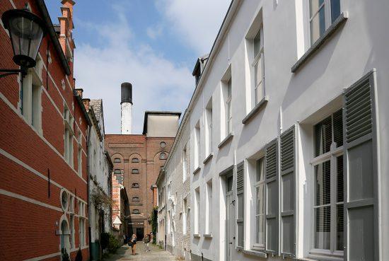 De enige overgebleven brouwerij in Mechelen: Het Anker. stedentrip Mechelen, duurzaam, bewust en groen, hotspots en bezienswaardigheden