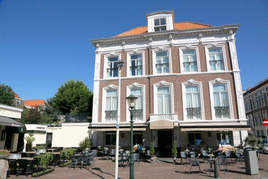 Hotspot in Den Haag: ooit een bank, nu boutique hotel La Palowna