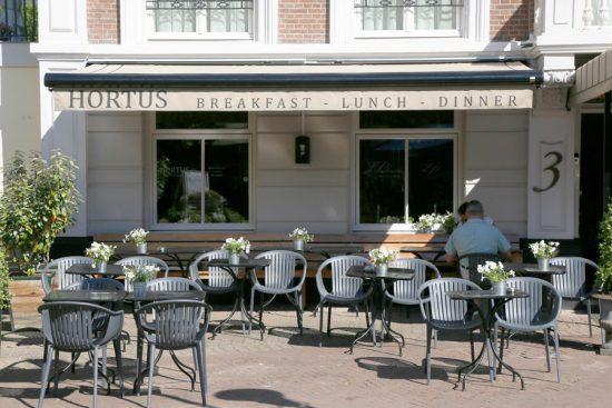 Vegetarisch restaurant Hortus in Den Haag, stedentrip, citytrip, hotspots