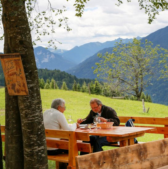 tips voor goede restaurants in Trentino, Italie