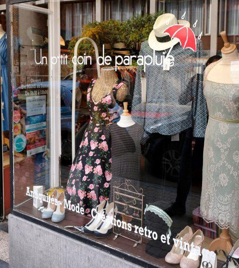 Un p'tit coin de parapluie in Namen. duurzame stedentrip namen, Belgie, Namur, duurzame, weekendje weg, vintage, tweedehands, winkels