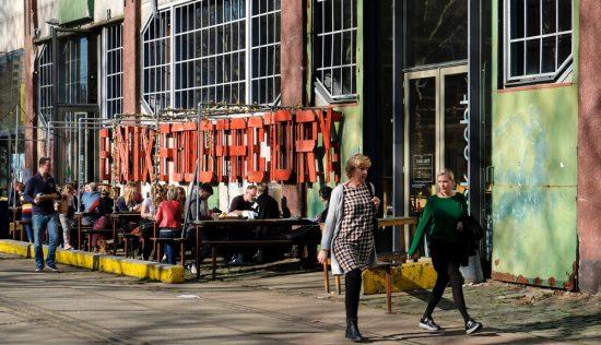 Duurzame winkels bij Fenix Food Factory in Rotterdam. Stedentrip Rotterdam, duurzaam, winkels, restaurants, hotspots, adresjes