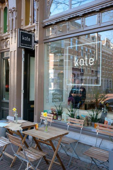 Urban market en café Kate op Katendrecht, Rotterdam. Stedentrip Rotterdam, duurzaam, winkels, restaurants, hotspots, adresjes