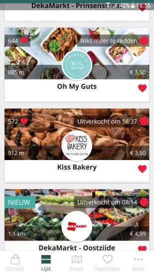 Kiss Bakery is populair dus de bonnen zijn snel uitverkocht
