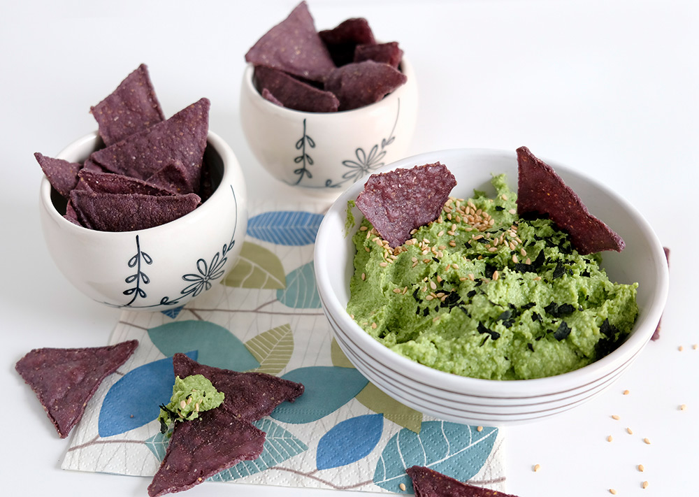 Recept: zilte zeesla-wakame-avocadospread