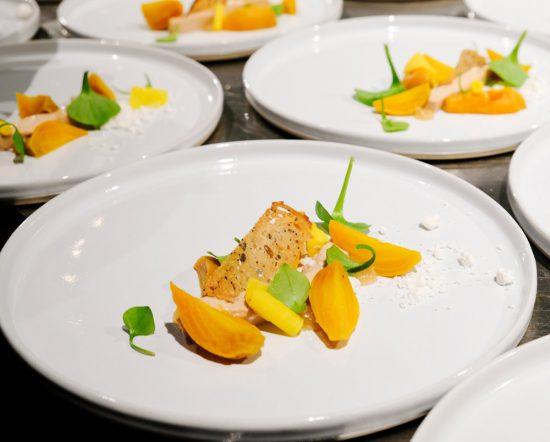 Een gerecht van restaurant Humus & Hortense uit Brussel. Gent, Belgie, stedentrip, weekendje weg, vegan, vegetarisch, restaurants, tips, veggie hoofdstad