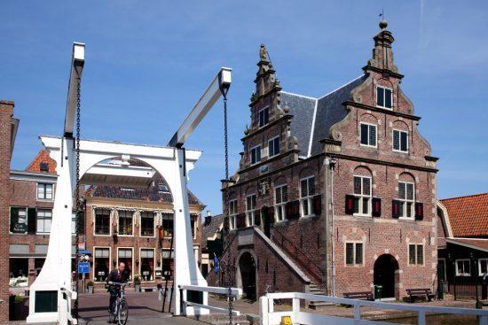 De Rijp in Noord-Holland, geboortedorp van Leeghwater