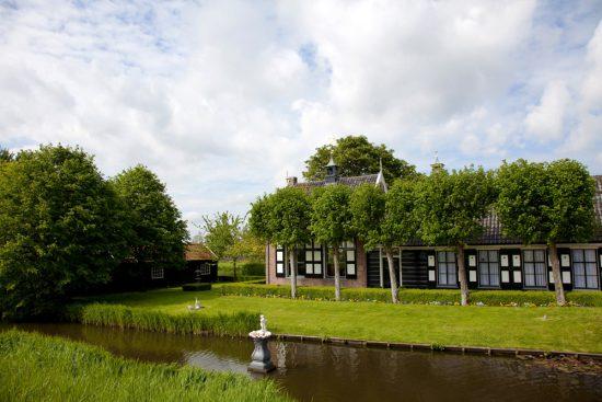 De Schermer, poldergebied in Noord-Holland