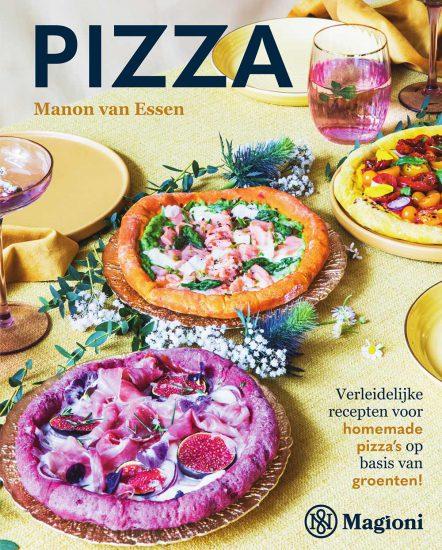 kookboek Pizza van Manon van Essen