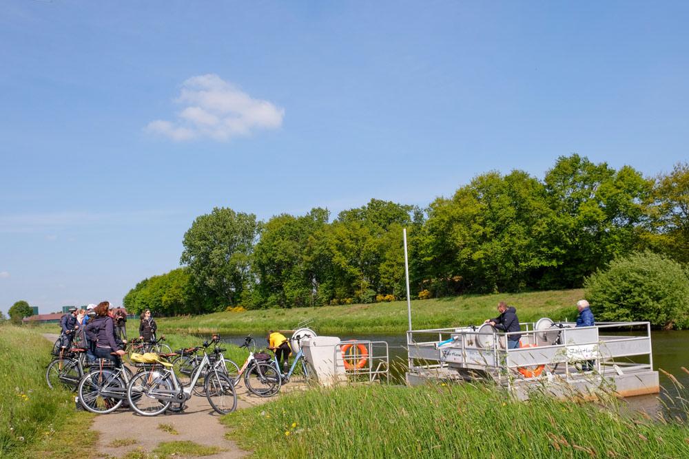 Vechtdal fietsvakantie: grensoverschrijdend fietsen