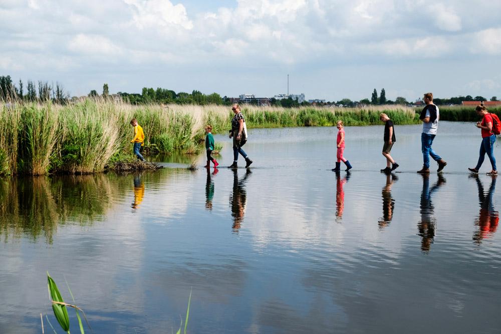 Zaandam – Groene, paradijselijke plekjes in de stad