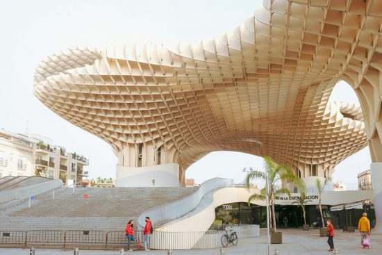 Stedentrip Sevilla, de Metropol Parasol