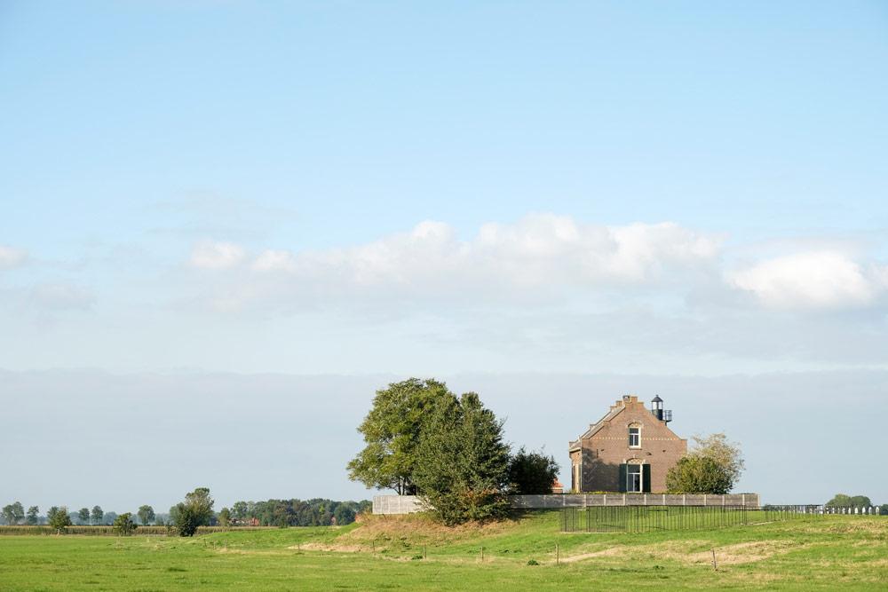 Bijzonder wandelen in Flevoland: genieten op Schokland. Wandelen in Flevoland
