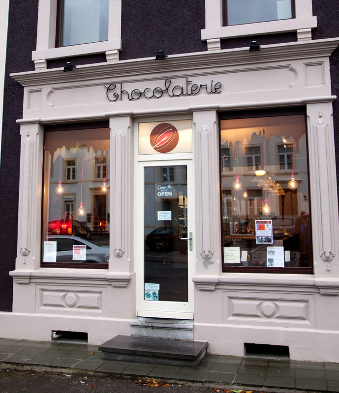 Bijzondere chocolade bij Chocolaterie Jean. Rondreis La Gaume, Wallonie, Belgie, hotspots, bezienswaardigheden, roadtrip