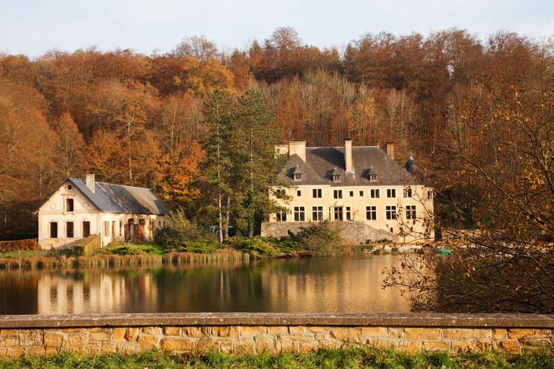 Gaume, land van kloosters en kastelen