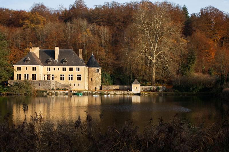 Een must see bezienswaardigheid: Orval. Rondreis La Gaume, Wallonie, Belgie, hotspots, bezienswaardigheden, roadtrip