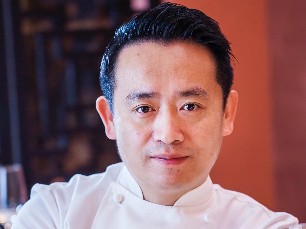 Chef kok en ondernemer Han Ji van onder meer de UMAMI-restaurants