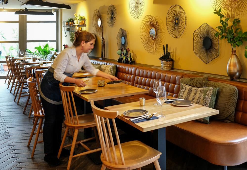 Restaurant UMAMI in Amsterdam