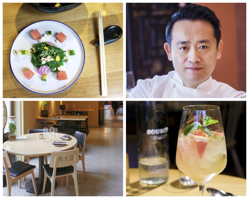 Chef kok Han Ji over zijn duurzame keuzes