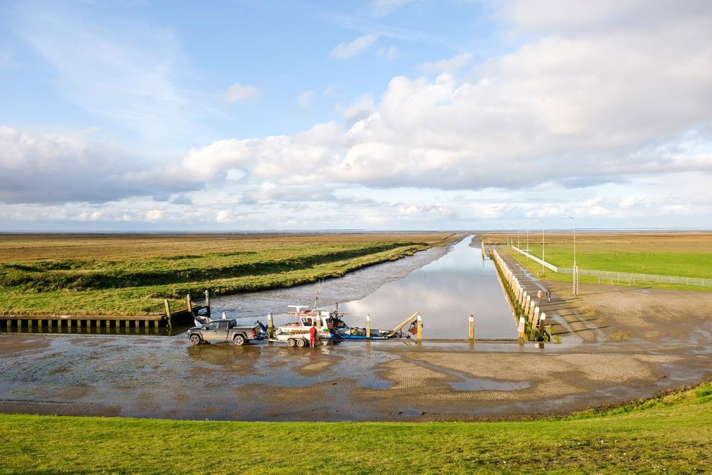 De Waddenzee is UNESCO Werelderfgoed. rondreis Waddenkust, Groningen, roadtrip