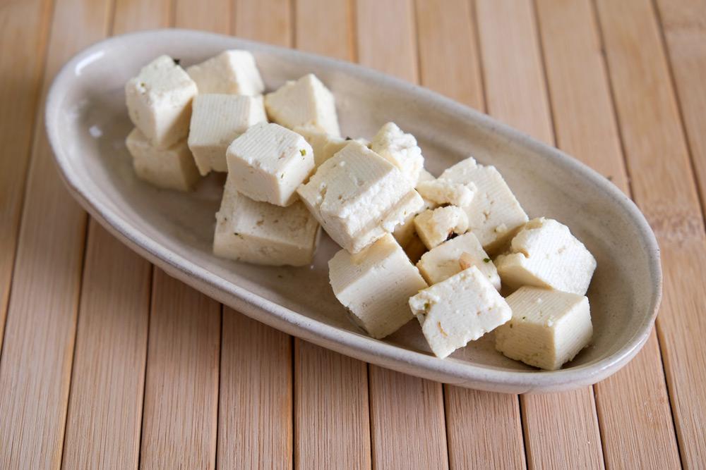 Het zelf fermenteren van tofu is kinderlijk eenvoudig, kimchi