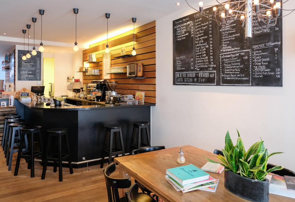 Koffietijd bij Mucho Gusto. Stedentrip Hasselt, Belgie, hotspots, wandelingen, winkels, winkelen, tips, wandelen