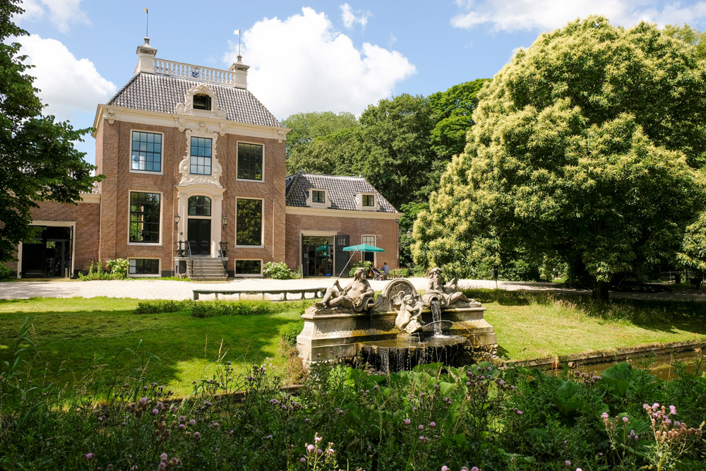 Frankendael, rustig stadspark in Amsterdam