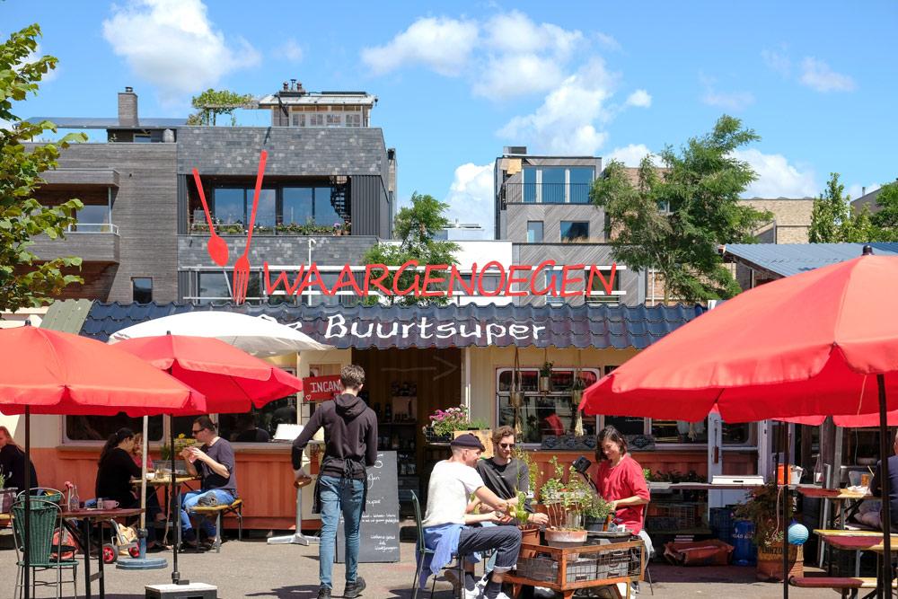 Amsterdam-Noord: struinen door de stad