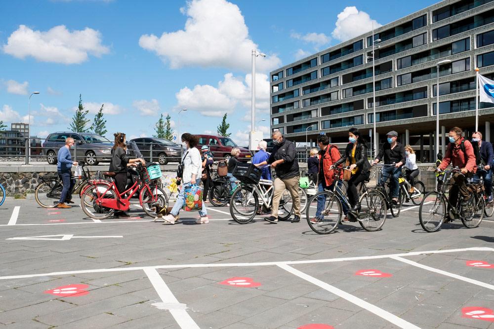 . Wandelroute Amsterdam-Noord, wandelen, duurzaam